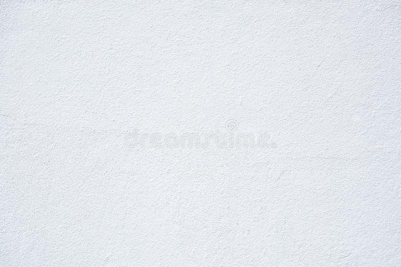 Fond blanc de texture de mur de plâtre photo stock