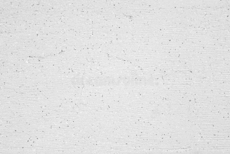 Fond blanc de texture de mur de plâtre images libres de droits