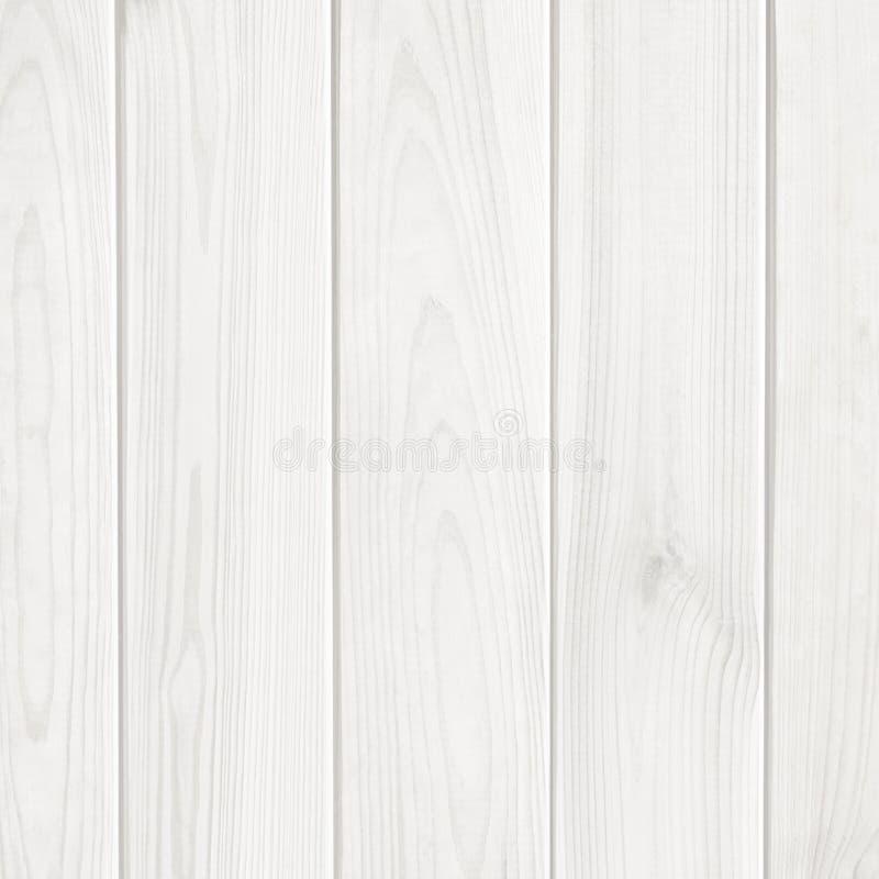 Fond blanc de texture de planche en bois image stock