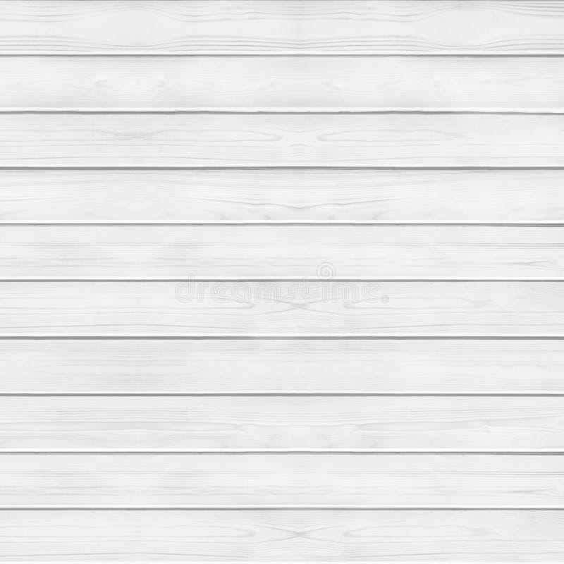 Fond blanc de texture de planche en bois de pin image stock