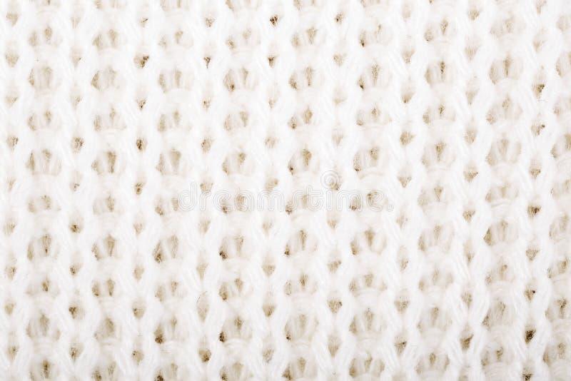 Fond blanc de tissu images libres de droits