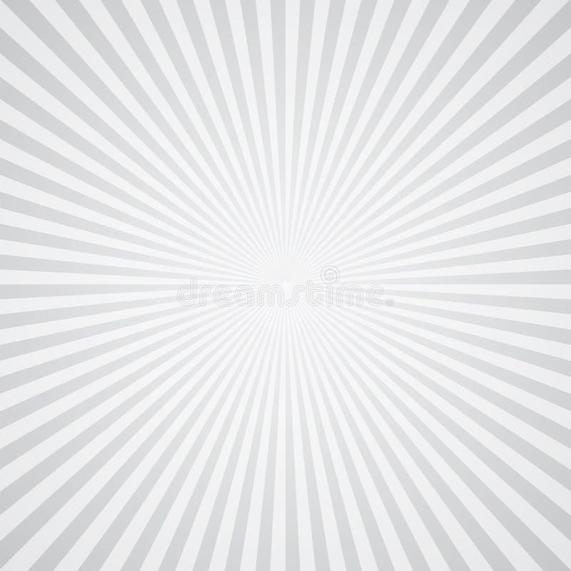 fond Blanc-gris d'éclat de couleur Illustration de vecteur illustration de vecteur