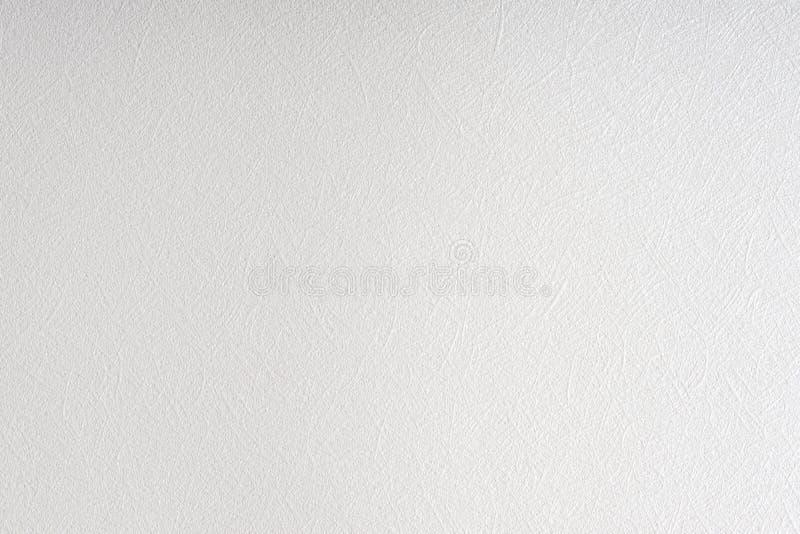 Fond blanc lumineux de texture de papier rayé Fils de relief, ficelle, modèle de dentelle photos stock