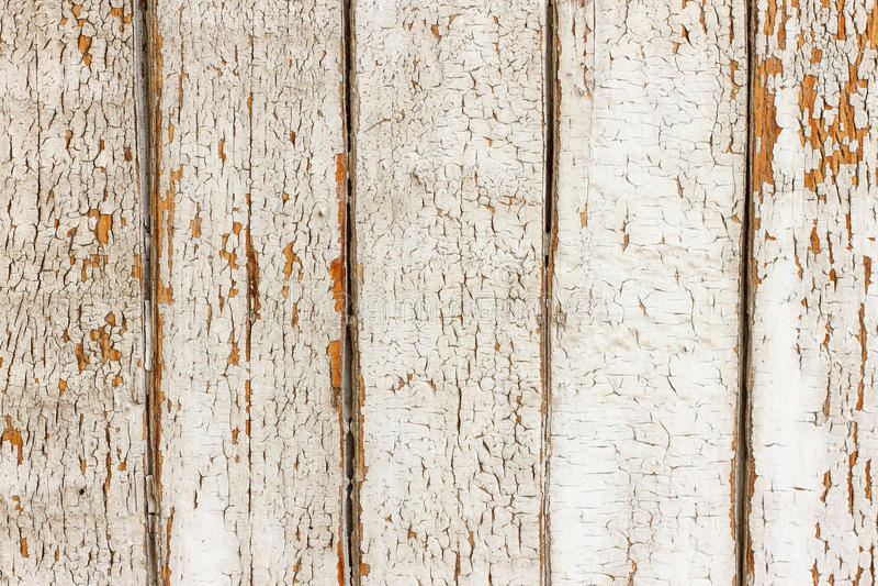 Fond blanc sale de vintage de bois naturel ou de vieille texture en bois photographie stock libre de droits