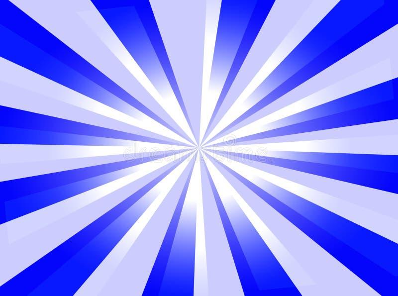 Fond bleu illustration libre de droits