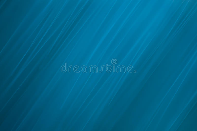 Fond bleu abstrait, baisses en baisse de l'eau photographie stock