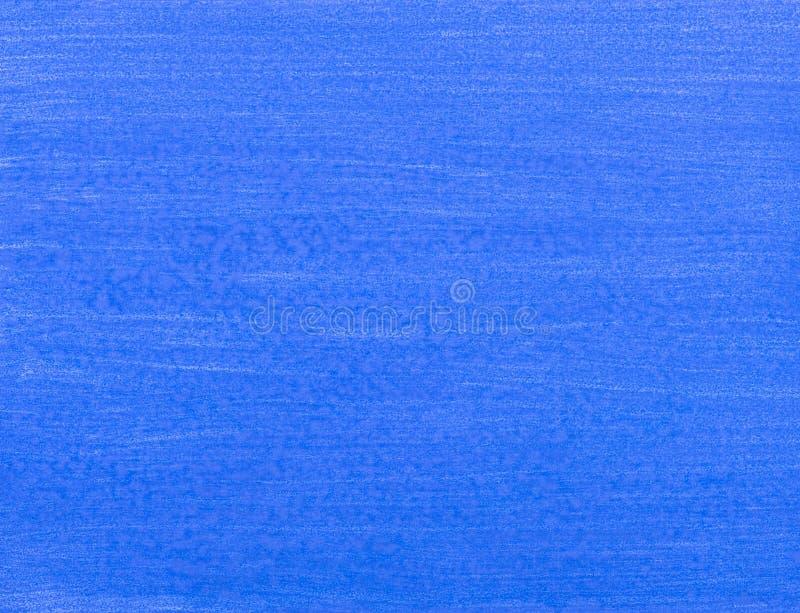Fond bleu abstrait d'aquarelle de rappe illustration de vecteur