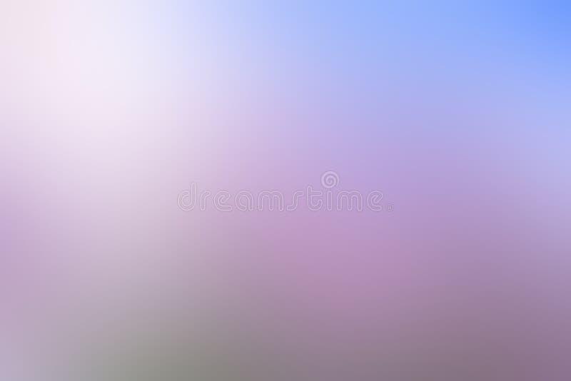 Fond bleu brouillé par abstrait photo libre de droits