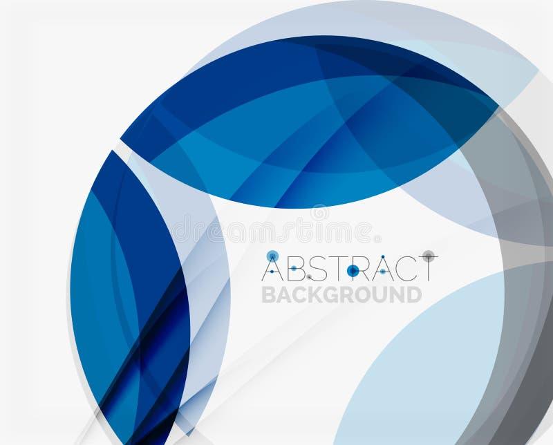 Download Fond Bleu D'entreprise De Vague Pour Vos Affaires Illustration de Vecteur - Illustration du branchement, vert: 56487021