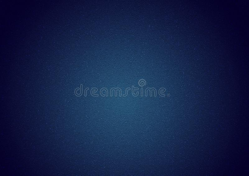 Fond bleu de matériel de texture de gradient pour le papier peint photographie stock libre de droits
