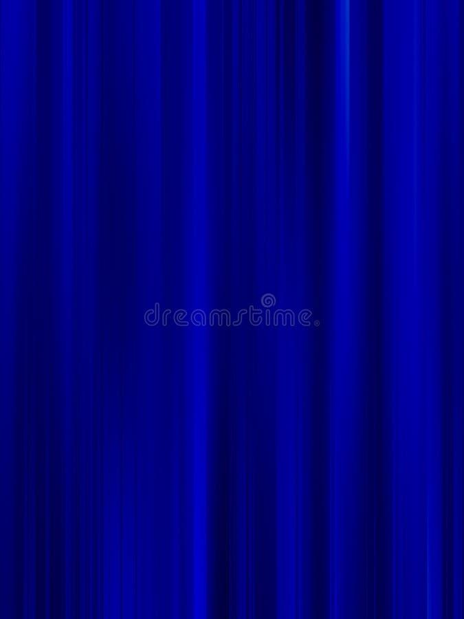 Fond bleu de rideau photographie stock libre de droits