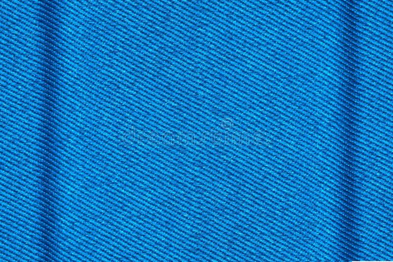 Fond bleu de toile photographie stock libre de droits