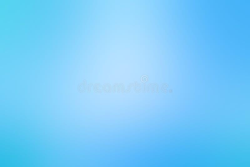 Fond bleu et blanc doux coloré de texture Beau bleu dans le gradient foncé photo stock