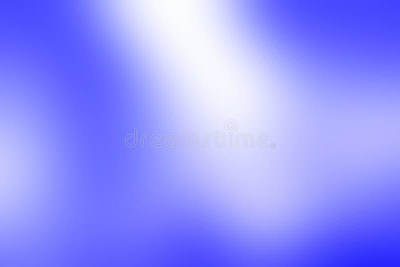 Fond bleu et blanc doux coloré de texture Beau bleu dans le gradient foncé photographie stock