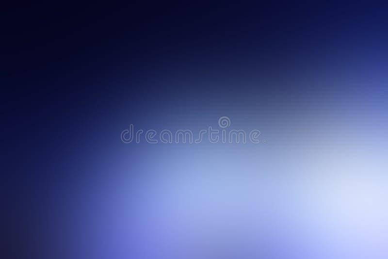 Fond bleu et blanc doux coloré de texture Beau bleu dans le gradient foncé photos stock