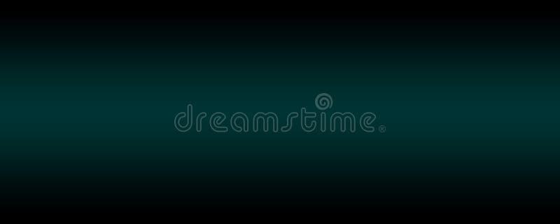 Fond bleu-foncé avec la conception grunge noire de frontière, disposition chique élégante de contexte illustration de vecteur
