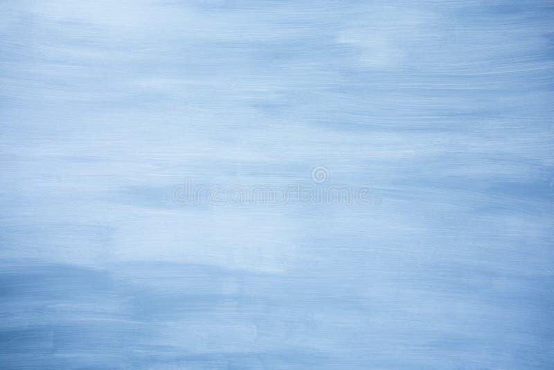 Fond bleu peint photo libre de droits