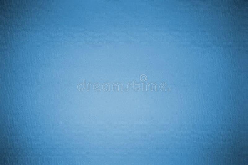 Fond bleu texturisé de tissu photo libre de droits