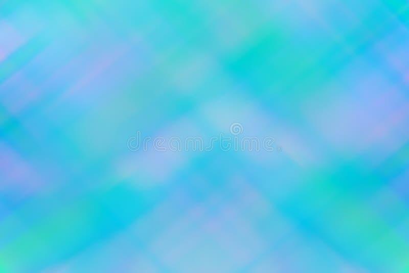 Fond blured iridescent multicolore abstrait de texture Calibre de vacances Copiez l'espace image libre de droits