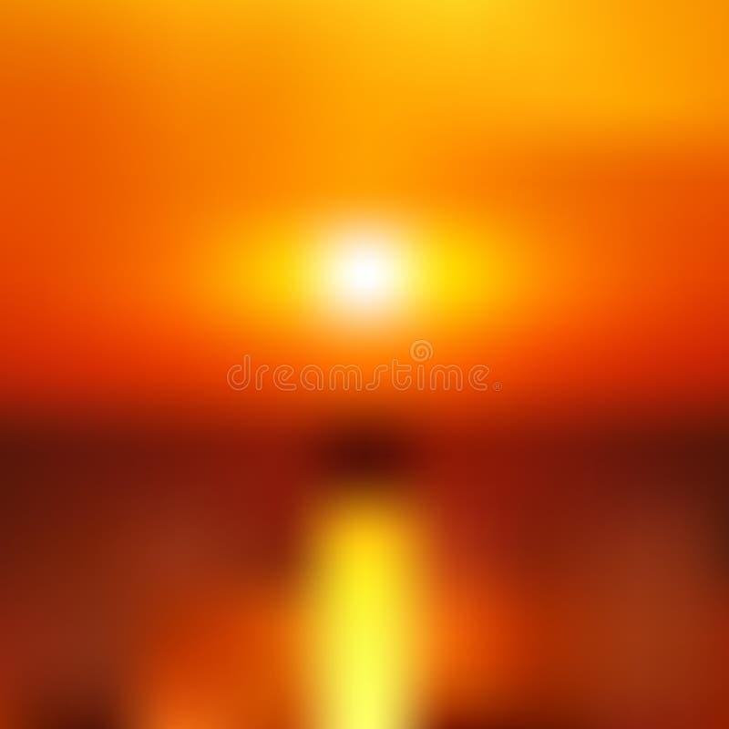 Fond brûlé brouillé par résumé Vecteur photo stock