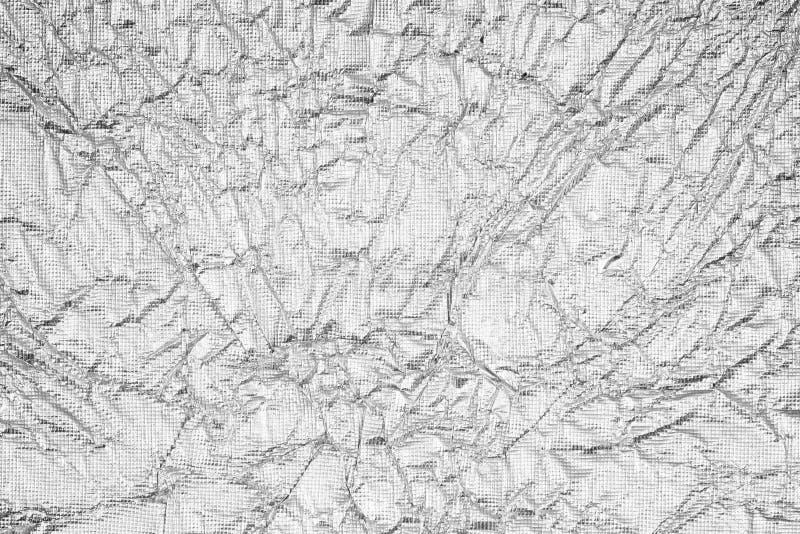 Fond brillant de texture d'aluminium de feuille de bronze brillant de feuille photographie stock libre de droits
