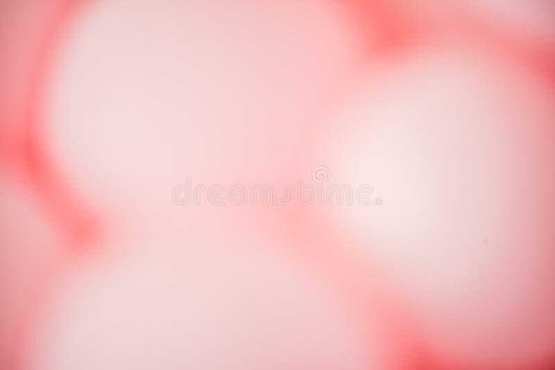 Fond brouillé avec l'idée colorée de ballons pour la carte postale photos stock