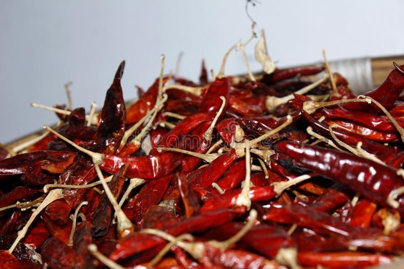 Fond brouillé frais rouge photo stock