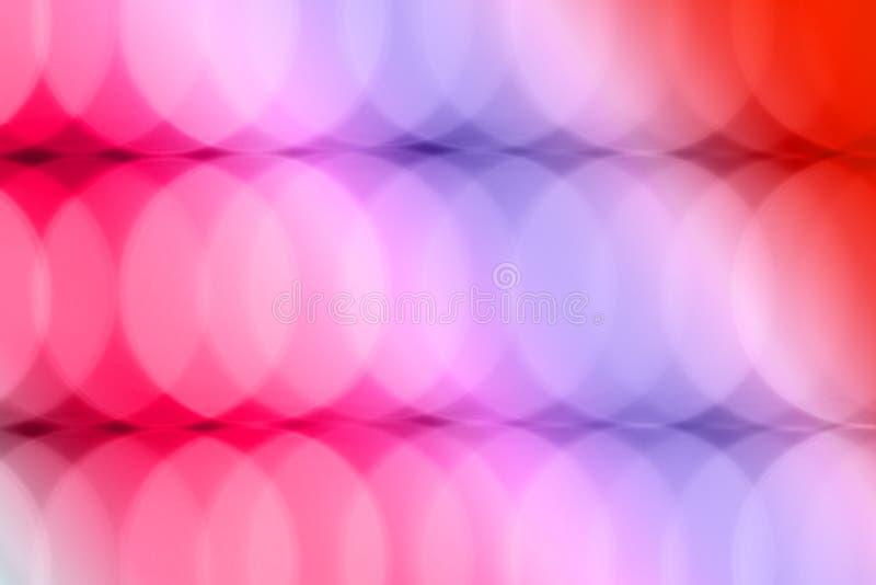 Fond brouillé par bokeh coloré abstrait image libre de droits