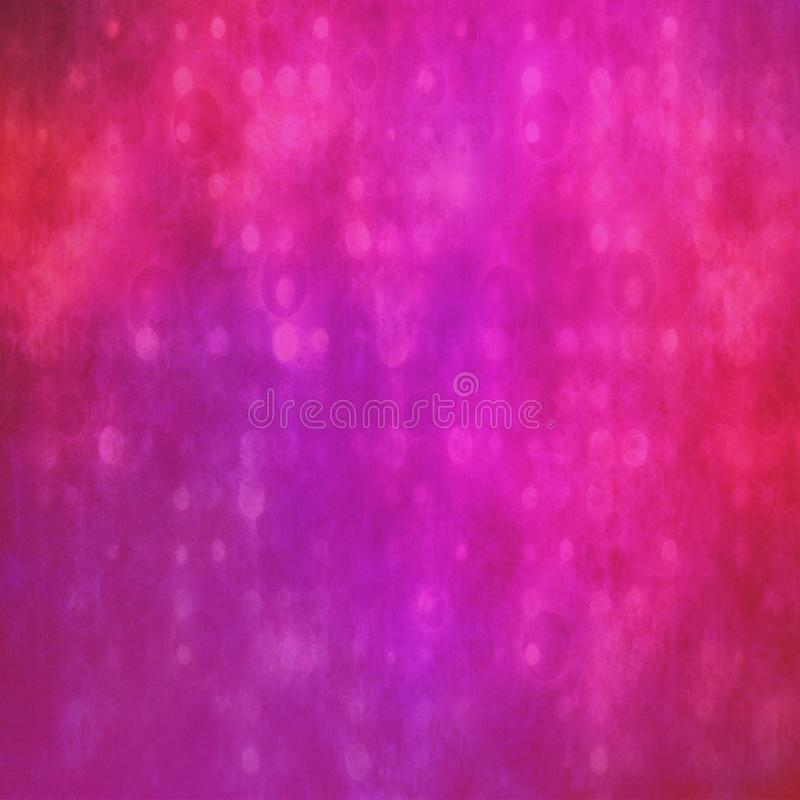 Fond brouillé par gradient abstrait avec l'effet de bokeh photos stock
