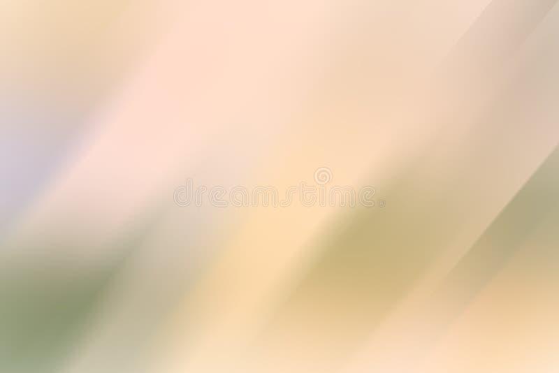 Fond brouillé par résumé avec les rayures colorées diagonales elem illustration libre de droits