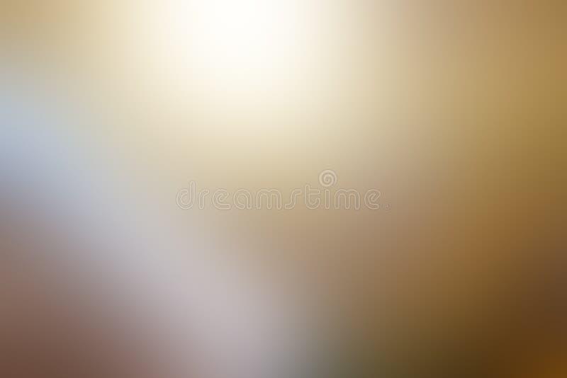 Fond brun et blanc doux coloré de texture Beau brun dans le gradient foncé photos libres de droits