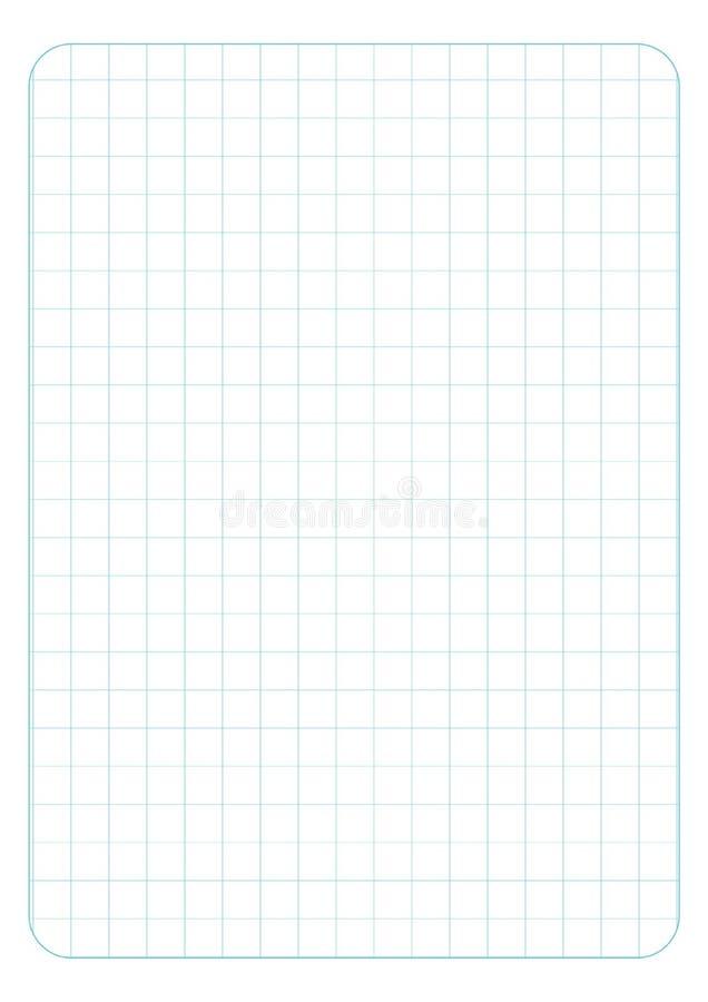 Fond carré de grille Illustration de vecteur avec amour illustration stock
