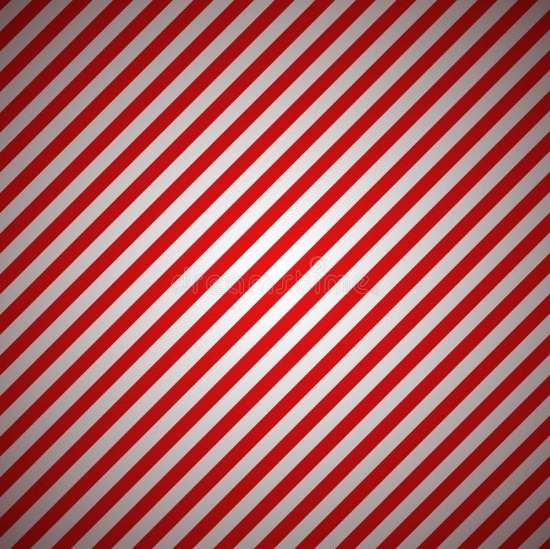 Fond carré de sucrerie de vecteur avec les lignes diagonales illustration libre de droits