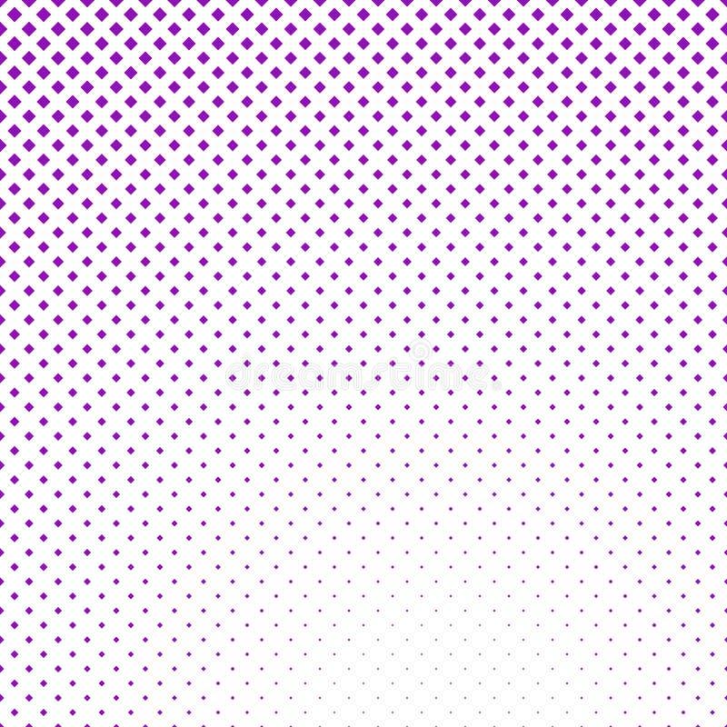 Fond carré diagonal tramé de modèle de résumé - graphique de vecteur des places illustration de vecteur