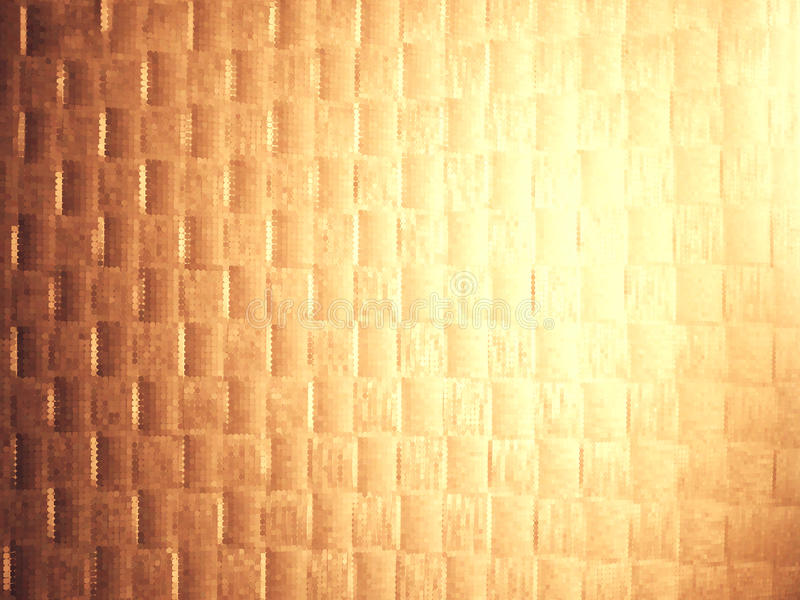 Fond chaud orange horizontal de texture de modèle photographie stock libre de droits