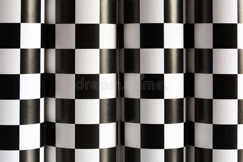 Fond Checkered