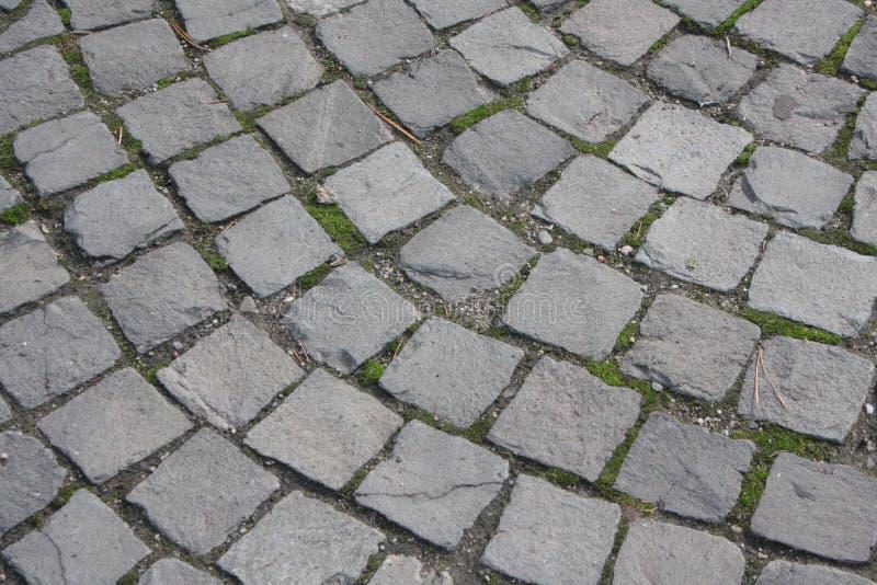 Fond Cobblestoned de plancher de granit photo libre de droits