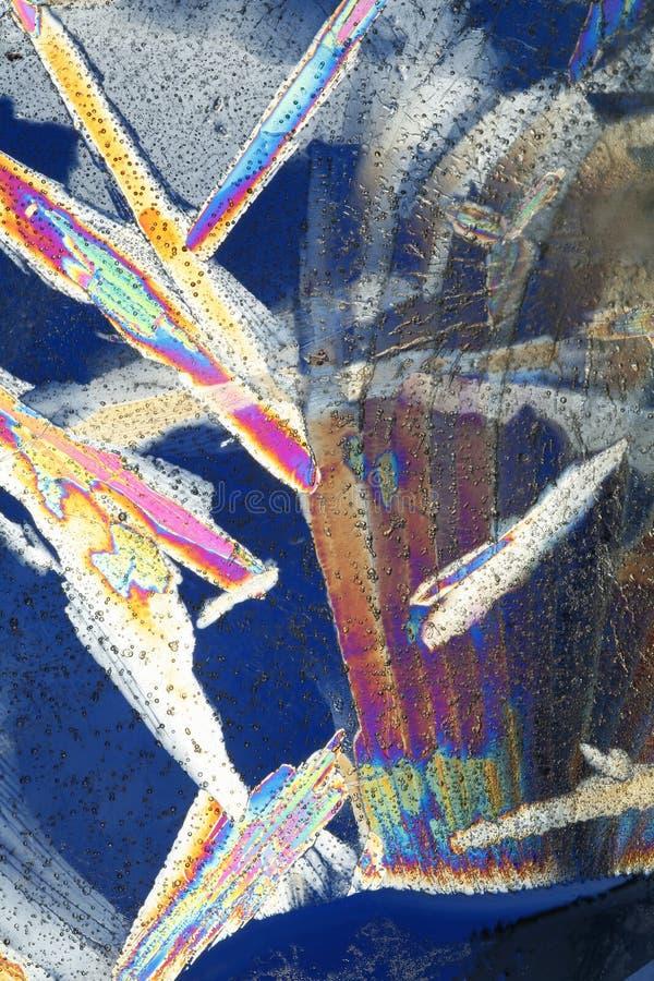 Fond coloré abstrait image libre de droits