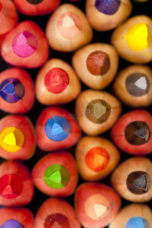 Fond coloré abstrait photographie stock libre de droits