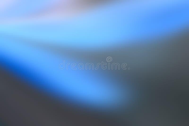 Fond coloré abstrait avec l'effet de tache floue image libre de droits