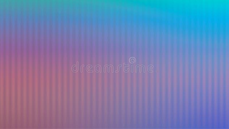 Fond coloré abstrait de couplage avec des points culminants blancs subtils illustration stock