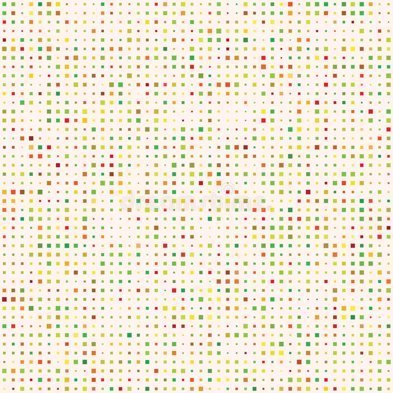 Fond coloré abstrait de technologie illustration stock
