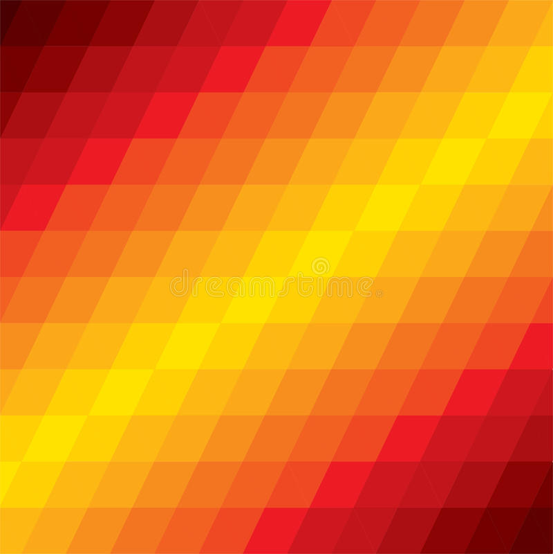 Fond coloré abstrait des formes géométriques de diamant illustration de vecteur