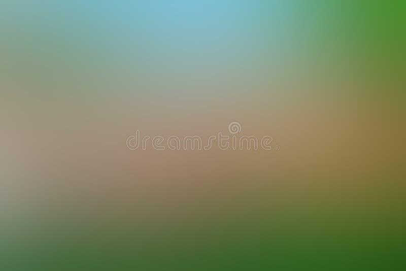 Fond coloré brouillé par résumé photographie stock libre de droits