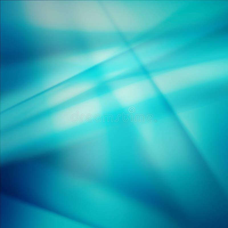 Fond coloré d'effet de la lumière illustration stock