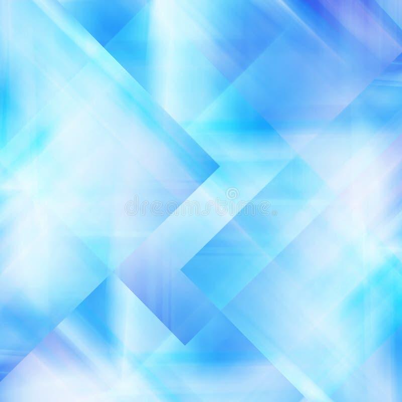 Fond coloré d'effet de la lumière illustration de vecteur