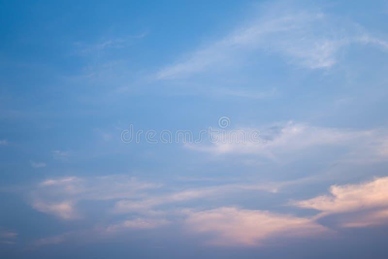 Fond coloré de ciel images libres de droits