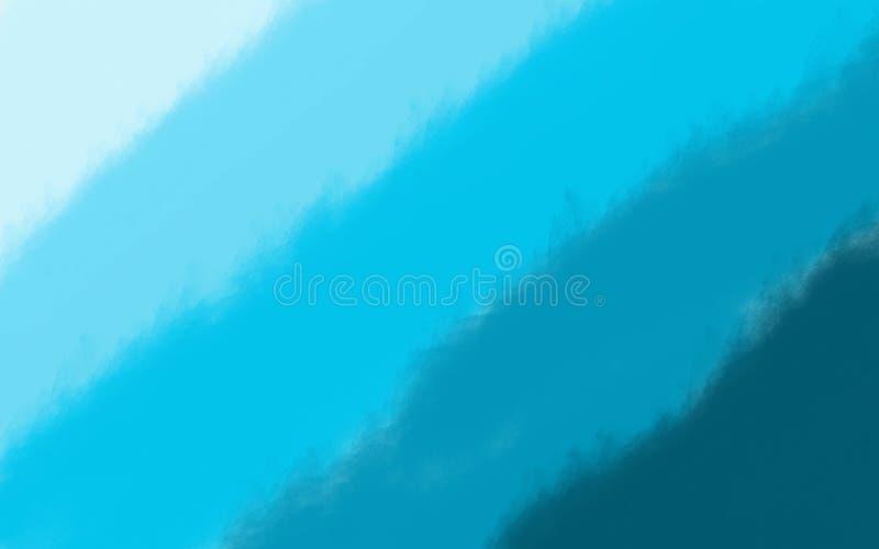 Fond coloré de pinceau, fond propre photo stock