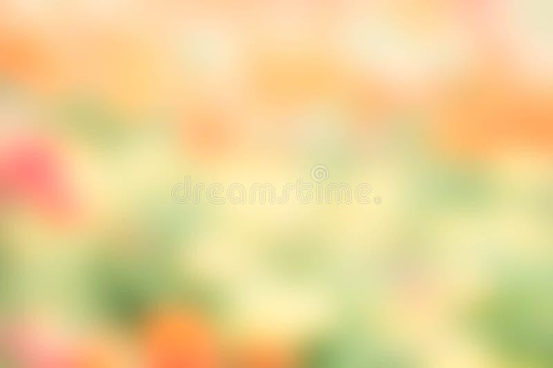 fond coloré de style de tache floue abstraite photographie stock