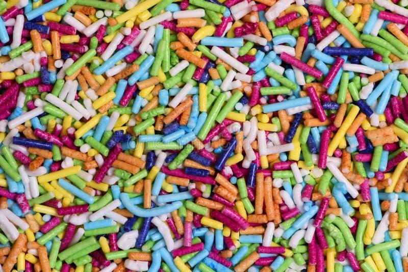 Fond coloré de sucrerie photo stock